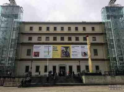 Muzeum Narodowe Centrum Sztuki Królowej Zofii, Madryt - Hiszpania