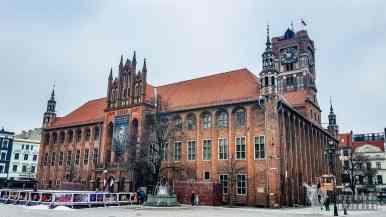 Ratusz, Toruń, Polska