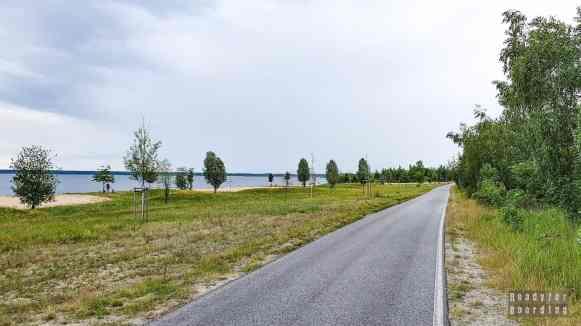 Jezioro Bärwalder - Saksonia, Niemcy