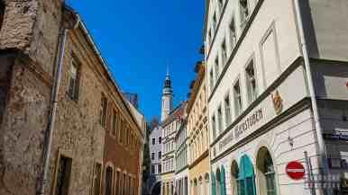 Gorlitz - Saksonia, Niemcy