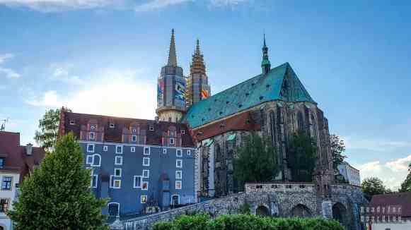 Kościół Św. Piotra i Pawła w Gorlitz - Saksonia, Niemcy