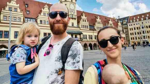Stary Ratusz, Lipsk - Niemcy