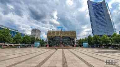 Filharmonia, Lipsk - Niemcy