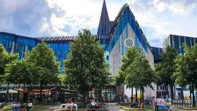Paulinum, Lipsk - Niemcy