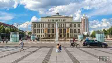 Opera, Lipsk - Niemcy