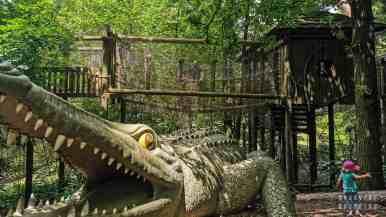 Park Dinozaurów Saurierpark - Budziszyn, Niemcy