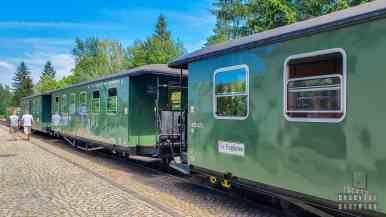 Żytawska Kolejka Wąskotorowa - Jonsdorf