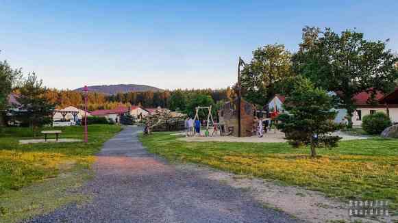 Trixi Park i okolice - Saksonia, Niemcy
