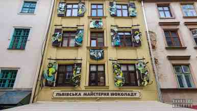 Manufaktura Czekolady - Lwów