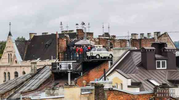 Lwowskie dachy