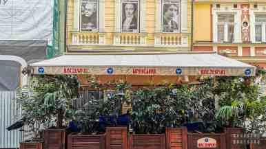 Restauracja Baczewski - Lwów