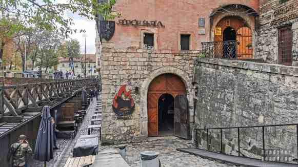 Restauracja Arsenał, Lwów