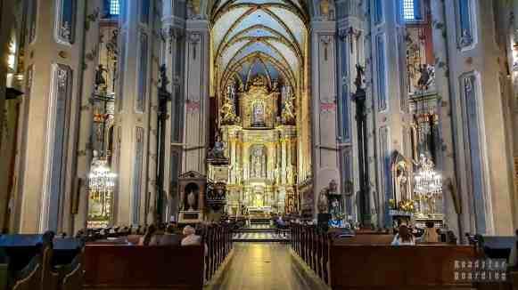Kościół św. Andrzeja, Lwów