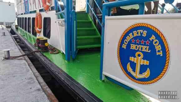 Rejs statkiem po jeziorze Śniardwy