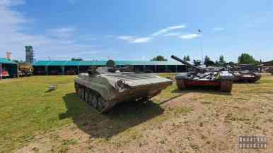 Muzeum Sprzętu Wojskowego w Mrągowie, Mazury