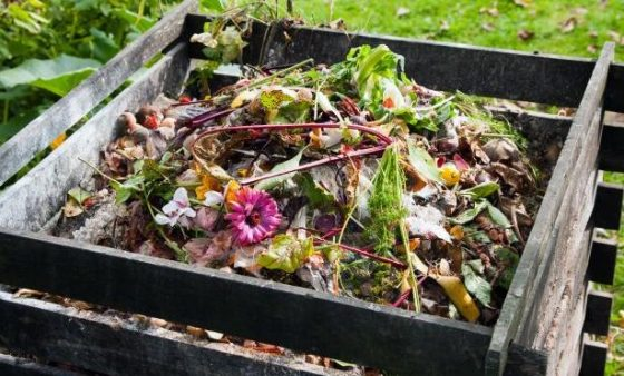 The Easiest Way to Compost