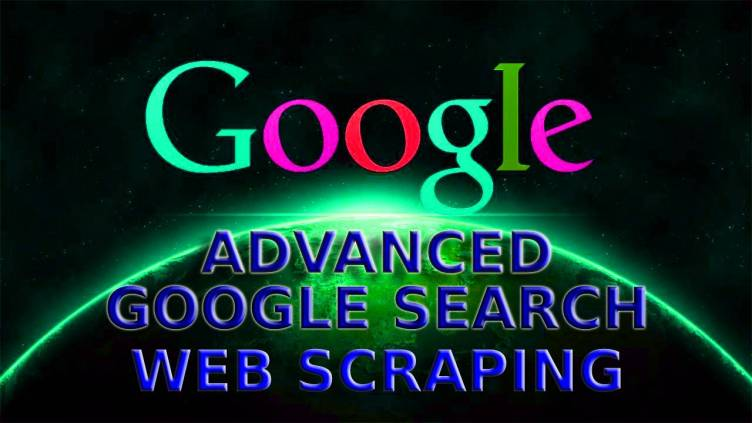 Google Search For Web Scraping