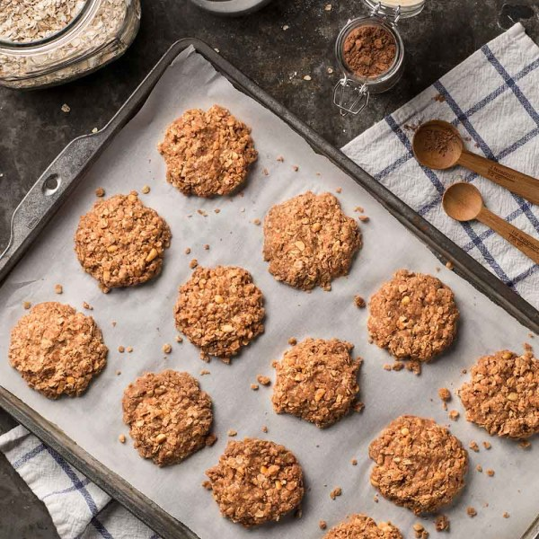 No Bake Oatmeal Cookies Ready Set Eat