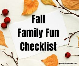 50 Ideas to help you  Create Fun Family Memories this Fall!