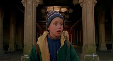 Bethesda Terrace Home Alone 2 - Nueva York de película