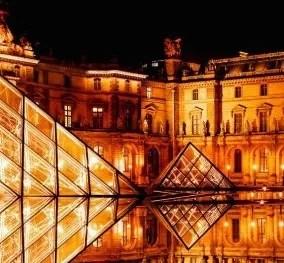 Louvre - Pyramide