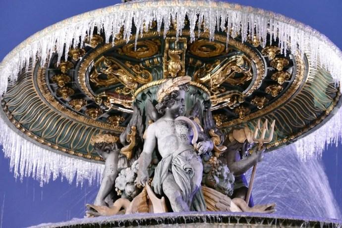 Nevo en Paris