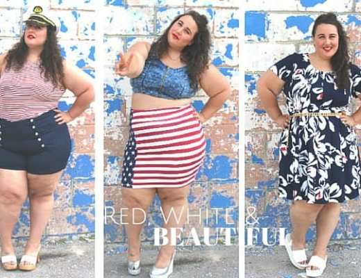 331b96b90ae LOFT Plus Size Workwear Clothing Review - Ready To Stare