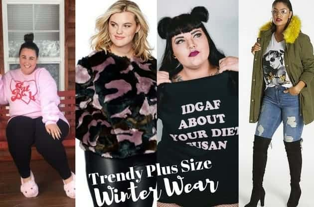 8e7d2f1ed9 Cozy Up To Trendy Plus Size Winter Wear - Ready To Stare
