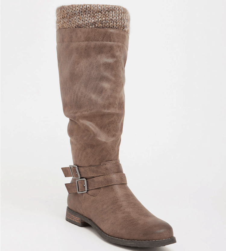 1f76aebd94f Plus Size Extra Wide Calf Boots - Ready To Stare