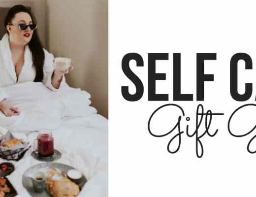 Self Care Christmas Gifts