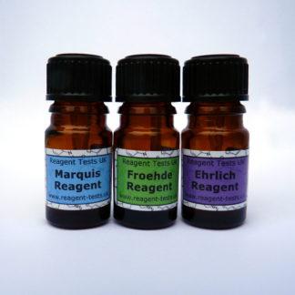 Lsd Testing Kit Multipack 40 Uses Reagent Tests Uk
