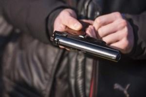 Вооруженный грабеж в Луганске среди белого дня!