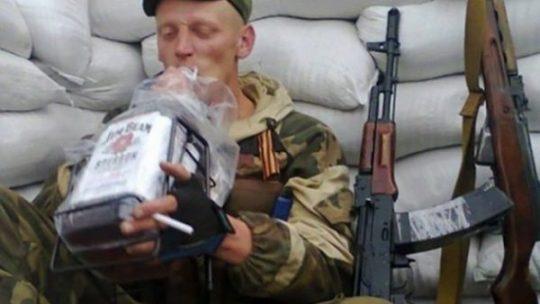 Небоевые потери в рядах боевиков.
