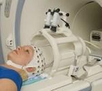 Functional MRI scanner