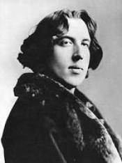 Oscar Wilde - known for his clever quotes and witticisms