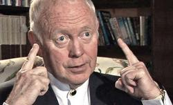 Tony Buzan, one of the acknowledge memory masters