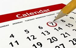 You can memorise the calendar, if you know how!