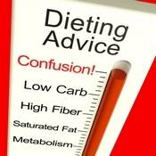 Dieting Advice - organise your diet properly