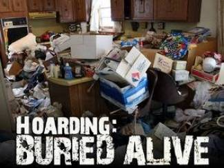 Hoarding - a TV programme that brings to light a horrifying and growing problem