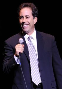 Jerry Seinfeld - effective at getting things done