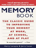 The Memory Book - all aspects of memory work, including playing cards