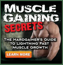 muscle gaining secrets - block ad