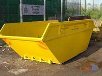 Rubbish skip