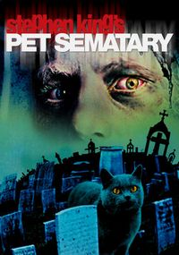 Sematary, Stephen King's spelling of cemetery!