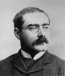 Rudyard Kipling - learning poetry can help in memorising verbatim text