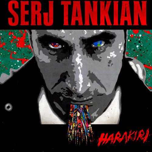 SERJ-TANKIAN-Harakiri-Pochette