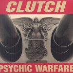 CLUTCH Psychic Warfare Pochette Album Stoner