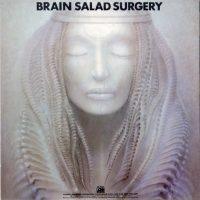 ELP Brain Salad Album Pochette Prog