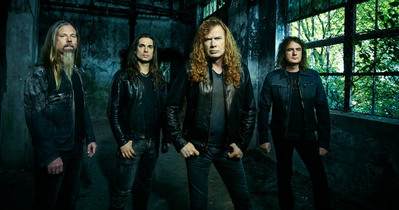 MEGADETH Groupe