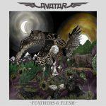 AVATAR Feathers Flesh Album Cover Prog
